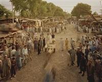 jalozai camp of afghan refugees, peshawar, pakistan by simon norfolk
