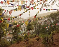 tibetan refugees in the dhauladhar range, himalayas, northern india by simon norfolk