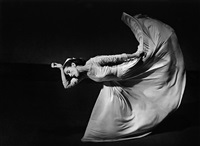 martha graham, letter to the world (kick) by barbara morgan