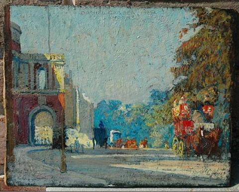 kensington gore by daniel garber