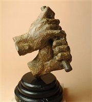 100th u.s. open: grip study by richard macdonald