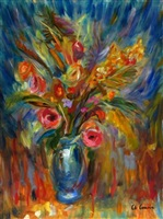 bouquet of flower by charles camoin