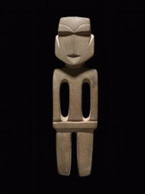 mezcala standing figure