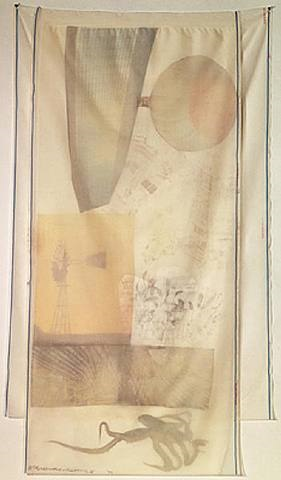 scent (from hoarfrost editions) by robert rauschenberg