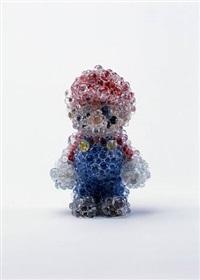 pixcell-toy-mario#2 by kohei nawa