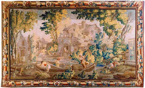 a felletin pastral tapestry (tpy 38)