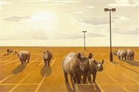 parkinglot serengeti ii by don simon