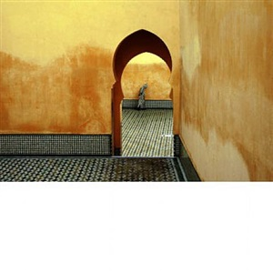 morocco meknes by bruno barbey