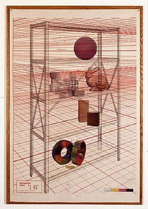 5 archetypal objects by kevin zucker