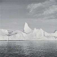 iceberg xxii, disko bay, greenland by lynn davis