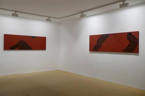 ausstellungsansicht / exhibition view by nakajima hiroko