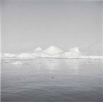 iceberg xviii, disko bay, greenland by lynn davis