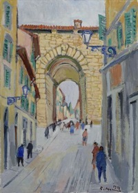 porta a san frediano by rodolfo marma