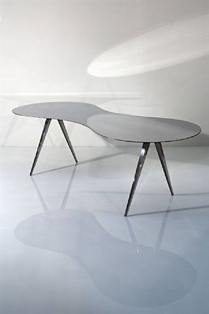 "table ""mini cartier"" by ron arad"