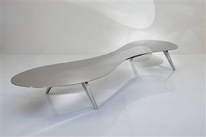 "table basse « paved with good intentions » n°16 / low table ""paved with good intentions"" n°16 by ron arad"