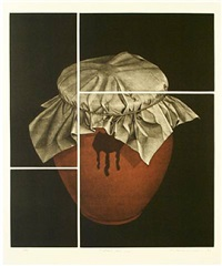 pickled plum pot by katsunori hamanishi