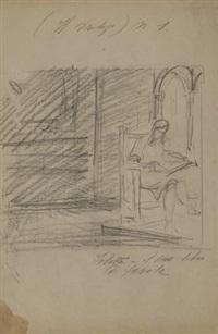 ioletta, il suo libro di favole, prologo, n. 1 by gino piccioni