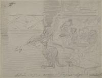 ioletta inizia a versare il prezioso liquido animatore, n. 15 by gino piccioni