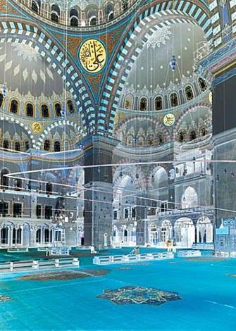 suleiman muschee by dieter rehm