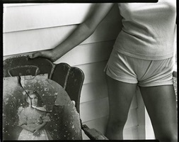 untitled, at twelve series (sherry and granny) by sally mann