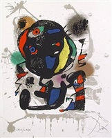 lithographs by joan miró
