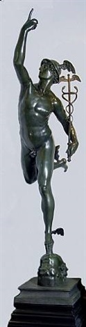 mercury by giambologna