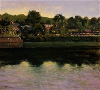 sun down, new hope - sold by anthony michael autorino
