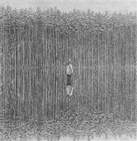 swamp hoodie by stephen walter