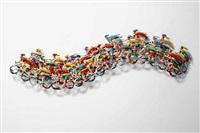 peloton wave by david gerstein