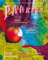 parkett, no 82 collaborations: pawel althamer louise bourgeois rachel harrison - isbn 3-978-390758242-8 $32.00