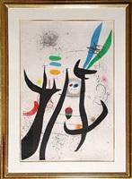la femme aborescente (dupin 649) by joan miró