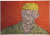 untitled (mercenary) by leon golub