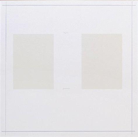 "aus portfolio ""on the bowery"" by robert ryman"