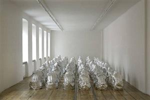 ghost by kader attia
