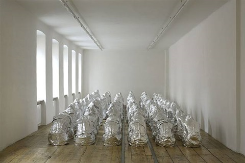 ghost by kader attia