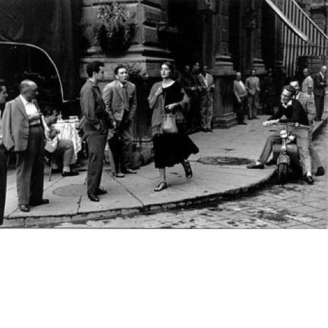 american girl i by ruth orkin