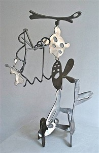 contemporary painting and sculpture by peter reginato