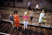 untitled from rfk funeral train rediscovered by paul fusco