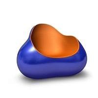 blobulous chairs by karim rashid