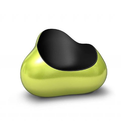 blobulous chairs by karim rashid