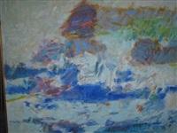 sea rocks by joseph fiore