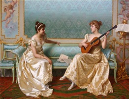 the guitar recital by vittorio reggianini