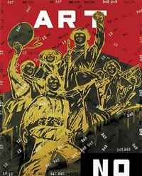 art criticism - art by wang guangyi