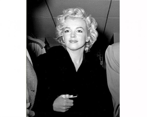 marilyn monroe : honeymoon shot 3 by kashio aoki