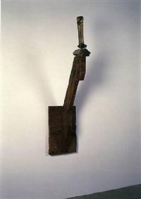 wall bone iii by frederick j. kiesler