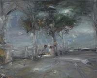 paesaggio by folco chiti batelli