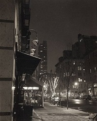 city grill, new york city by lyle allan