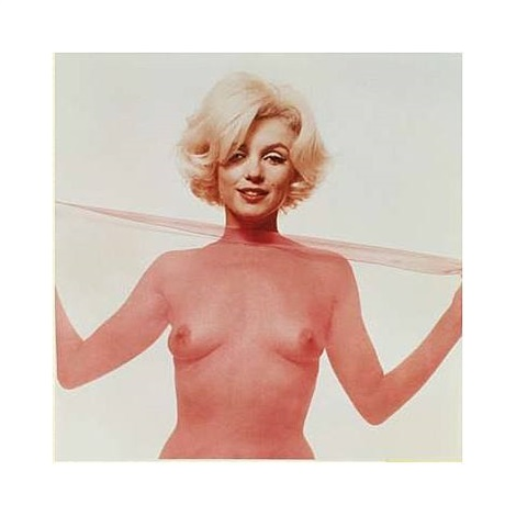 marilyn monroe : not bad for 36 by bert stern