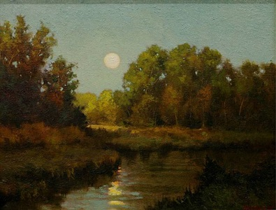 harvest moon by harley w. bartlett