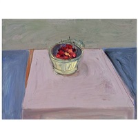 cherries basket 2 by patrick mcfarlin